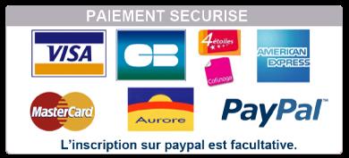 Logo : Paypal.
