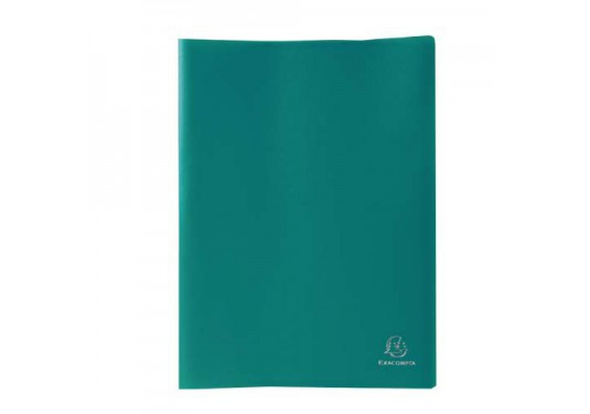 Cahier polypro piqué A5 seyes 96p 90g Rouge MIMESYS