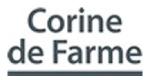 Logo : Corine de Farme.