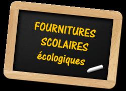 Pourquoi acheter des fournitures scolaires écologiques