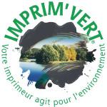 Logo : Imprim'vert.