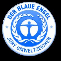 Logo : label Ange Bleu