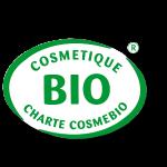 Logo : Label Cosmebio.