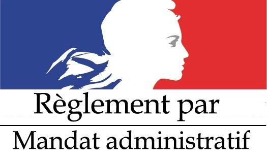 Logo : mandat administratif.