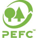 Logo : PEFC.